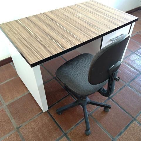 Mesa de Escritório MDF madeirado