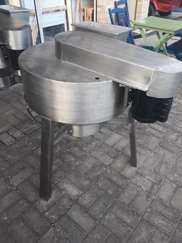 Maquina depenadeira de frango inox - Foto 3