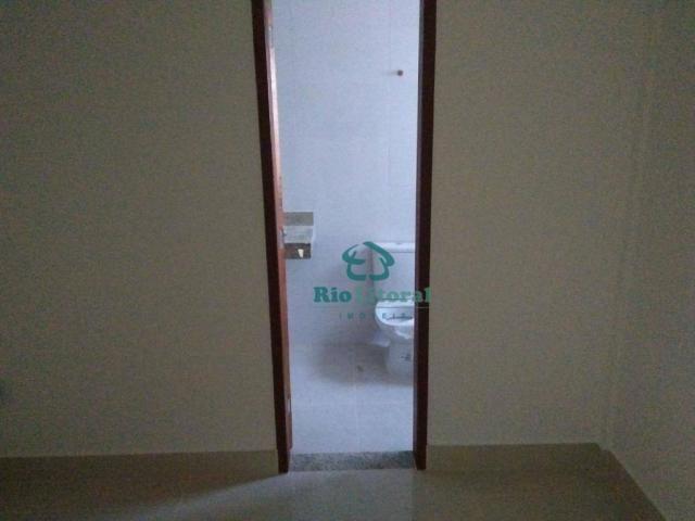 Casa com 3 dormitórios à venda, 115 m² por R$ 370.000 - Ouro Verde - Rio das Ostras/RJ - Foto 20