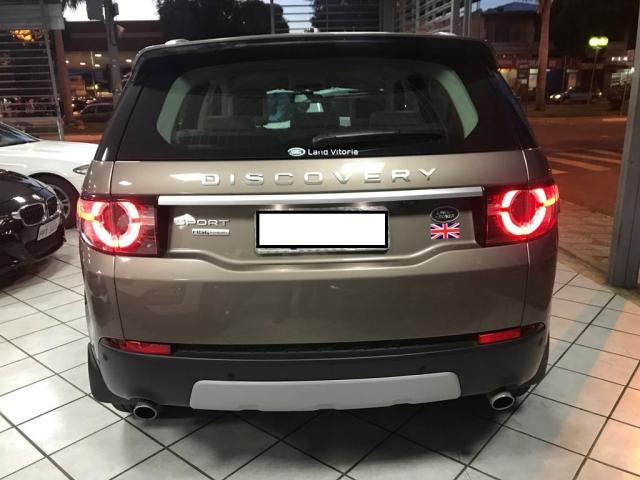 LAND ROVER DISCOVERY SPORT 2015/2015 2.0 16V SI4 TURBO GASOLINA HSE LUXURY 4P AUTOMÁTICO - Foto 5