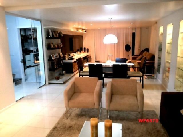 Condomínio Villagio Atlântico, Casa duplex nas Dunas com 5 suítes, 4 vagas, Lazer completo - Foto 9