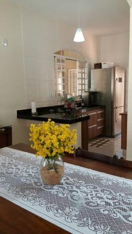 Linda casa de 3 qts, suítes no Setor de Mansões de Sobradinho - Foto 9