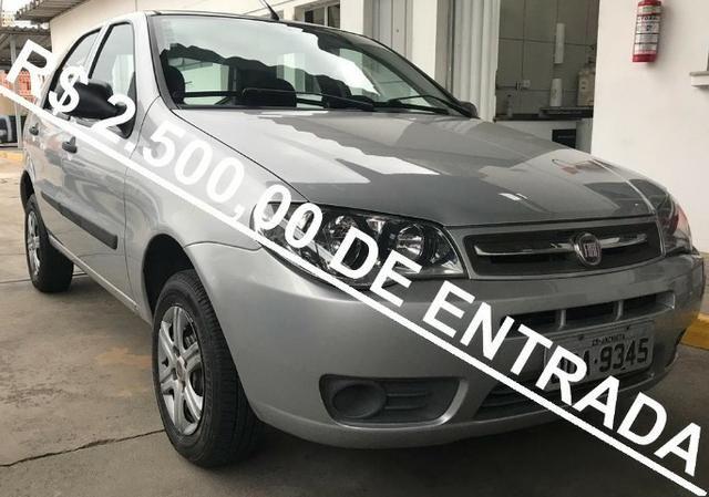 Fiat Palio 1.0 2011 2012 completo