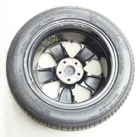 Rodas Honda Hr-v 215/55 R17 com pneu - Foto 2