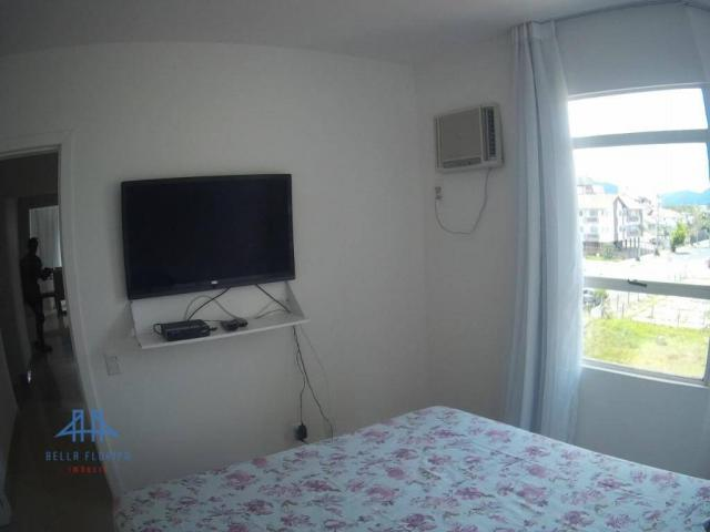 Apartamento com 3 dormitórios à venda, 78 m² por r$ 420.000 - canasvieiras - florianópolis - Foto 11