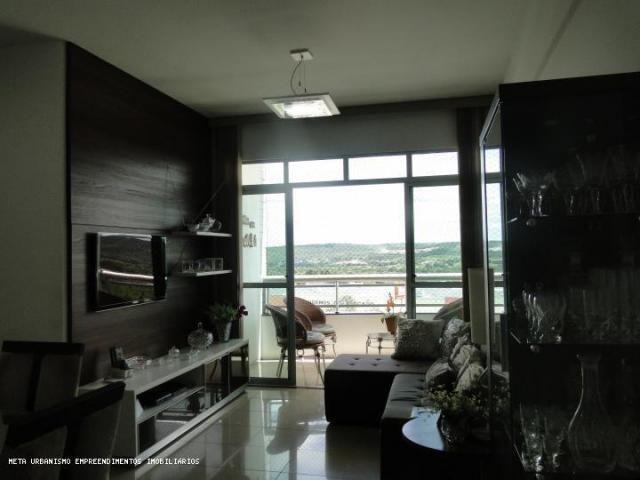 Apartamento Residencial SANTIAGO, Triângulo, Juazeiro do Norte. - Foto 11