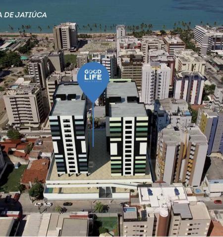 Apartamento em Jatiuca 2 quartos, perto da praia