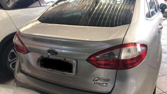 Vende-se Ford Fiesta, 2017, estado de novo, 9 mil km rodados, completo - Foto 4