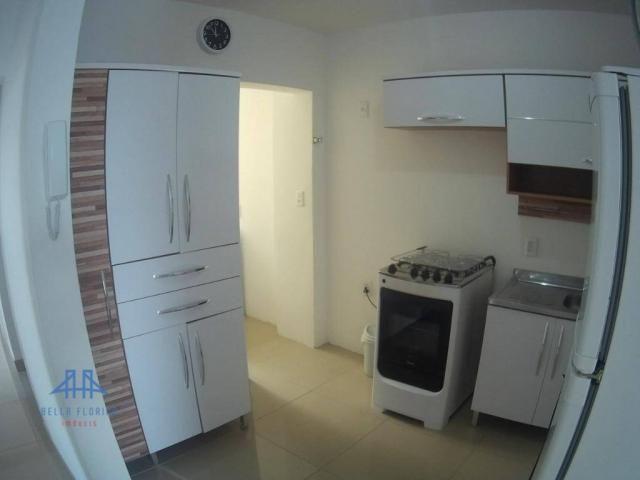 Apartamento com 3 dormitórios à venda, 78 m² por r$ 420.000 - canasvieiras - florianópolis - Foto 15