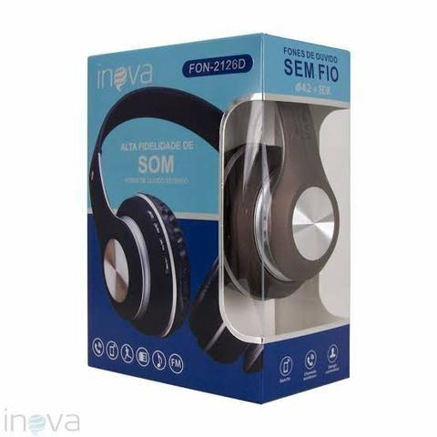 Fone inova Bluetooth Fon-2126D - Foto 2