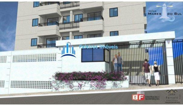Apartamento 2 dormitórios com sacada Minha Casa Minha Vida - Apartamento em Lanç... - Foto 6