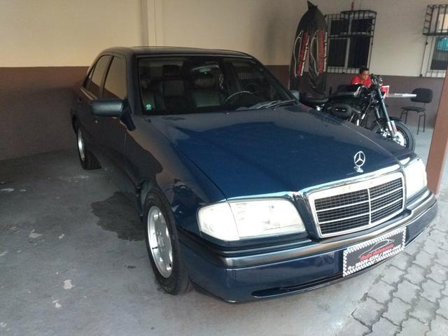 Mercedes C180 - Troco - Foto 2