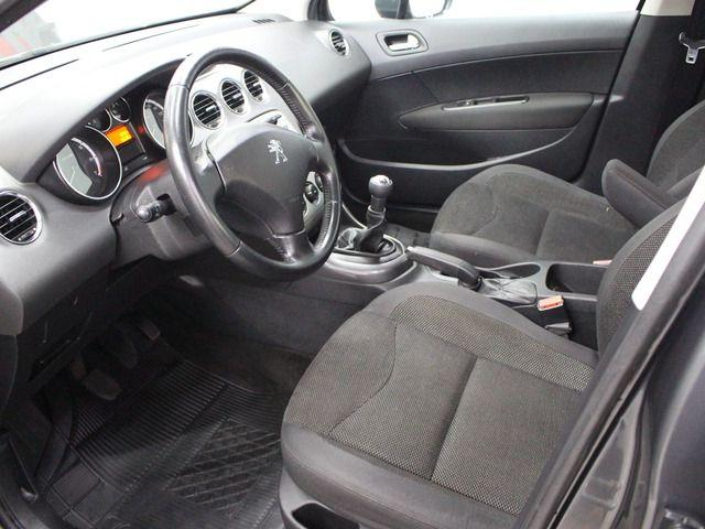 408 Sedan Allure 2.0 Flex 16V 4p Mec. - Foto 10