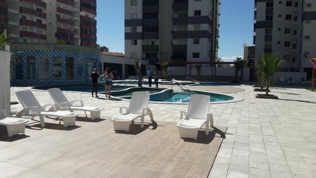 Apto no Aquarius 1 quarto para 5 pessoas com piscinas termais - Foto 5