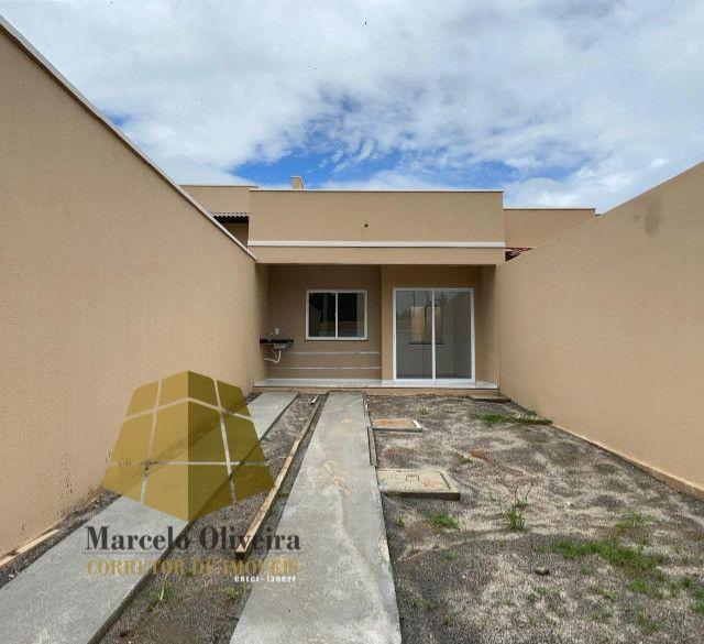 Casa plana com 3 quartos no bairro Luzardo Viana em Maracanaú - Foto 2