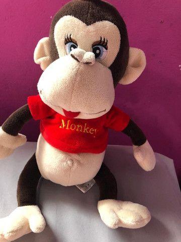 Macaco de Pelúcia - Foto 2