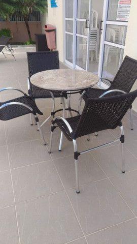 Mobília para sua piscina fabricação e recorma - Foto 3