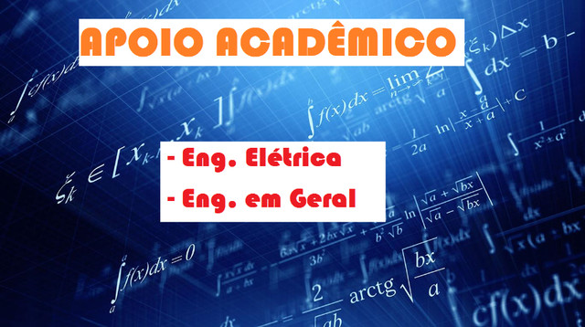 Apoio Acadêmico ? Engenharia Elétrica e Engenharia em Geral