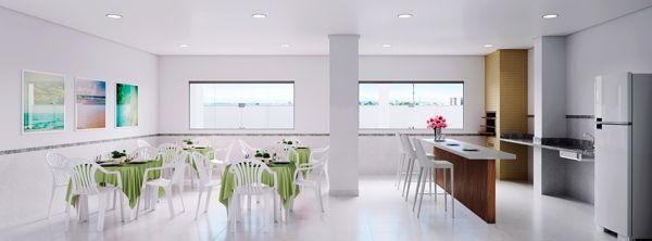 Apartamento com 2 quartos no Raízes Parque Cascavel - Bairro Vila Rosa em Goiânia - Foto 5