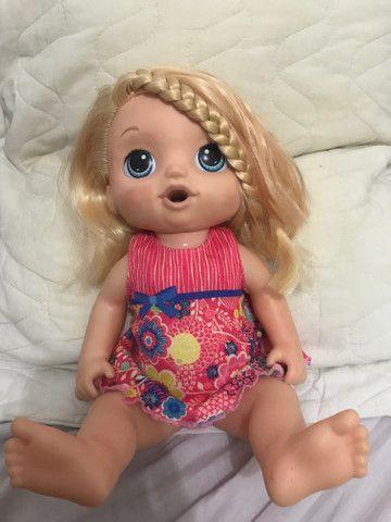 Baby Alive Que Chora E Fala Em Perfeito Estado Funcionando Artigos Infantis Farol Maceio 773588226 Olx