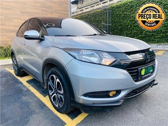 Honda Hr-v 1.8 16v flex lx 4p automático