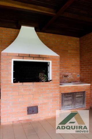 Casa sobrado com 4 quartos - Bairro Estrela em Ponta Grossa - Foto 17