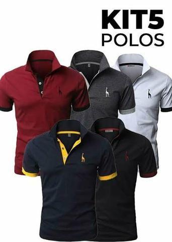 Vendo Camisas Polo / CR Santos