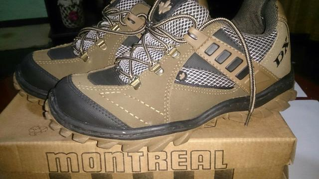 Tênis Montreal Modelo DX - Número 38 - Foto 2