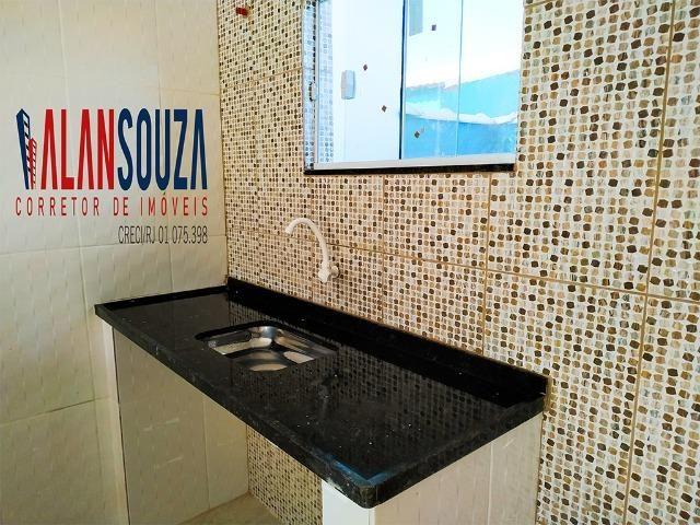 Casa de 2 quartos e piscina + área gourmet em Unamar Cabo frio - Foto 6