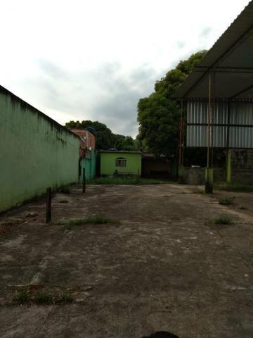 Casa com terreno murado e galpão - Foto 9
