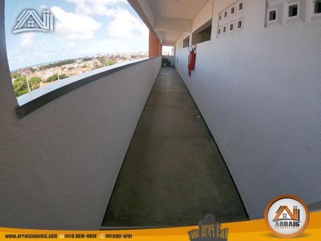 Apartamento com 3 Quartos à venda com 103 m² no Bairro Jacarecanga por R$ 299.000 - Foto 2