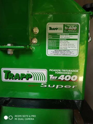Triturador Trapp TRF 400 super - Foto 2
