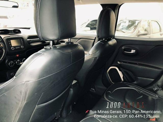 Jeep Renegade 2015/2016 Longitude 4x4 Diesel Automática - Foto 13