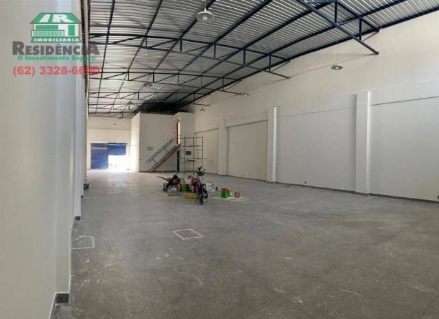 Galpão para alugar, 300 m² por R$ 6.500/mês - Setor Central - Anápolis/GO - Foto 9