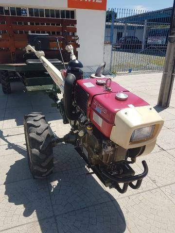 Micro Trator Yanmar Semi-Novo!! - Foto 2
