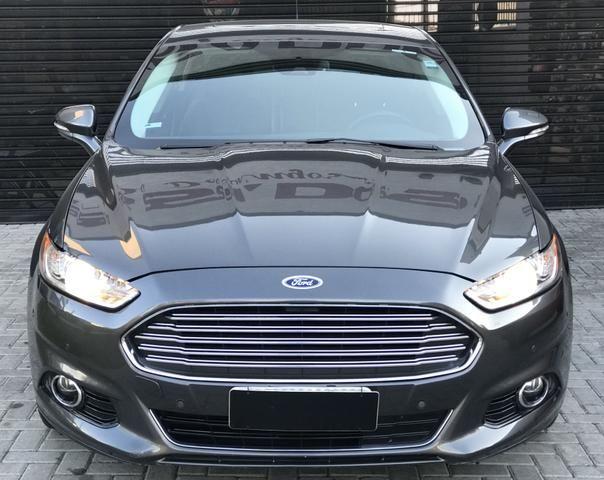 Ford Fusion titanium AWD - Foto 2