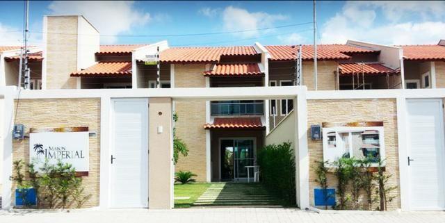 Duplex em rua privativa no Eusébio. R$ 385.000,00 - Foto 2