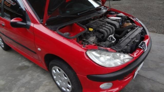 peugeot 206 selection 1.0 gasolina - Foto 7