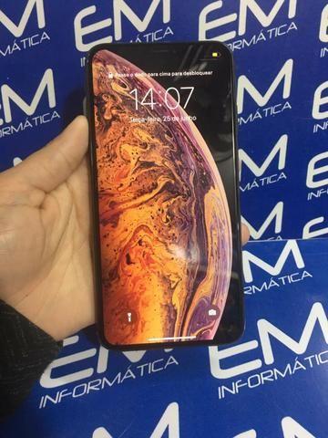 Apple IPhone Xs Max 256GB Preto - Seminovo - Com Garantia - loja Niterói - Foto 2