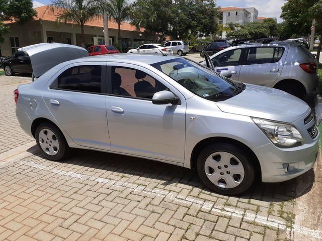 """Cobalt 1.4 completo """"impecável"""" carro na família desde zero km!!! r$25.900 - Foto 6"""