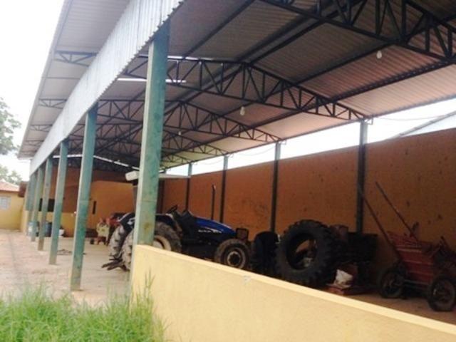 860 Alq. Pega 50% Imóveis Oferta Prazo C/ Entrada Guarani GO - Foto 10