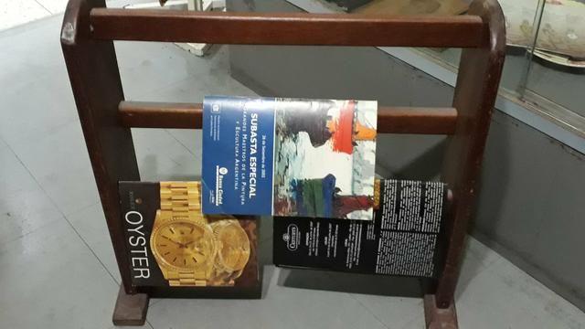 """Movel de madeira """"porta revistas """" - Foto 2"""