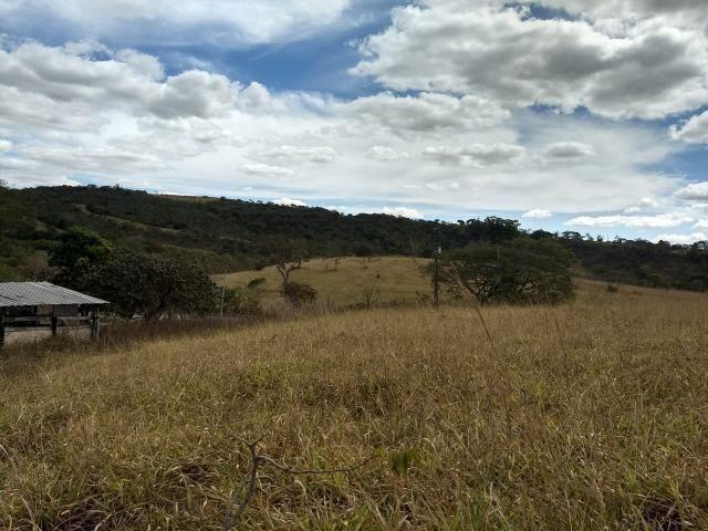 Fazenda Escriturada 90 Hect as Margens do Rio Areia Localizado Santo Antônio do Descoberto - Foto 5
