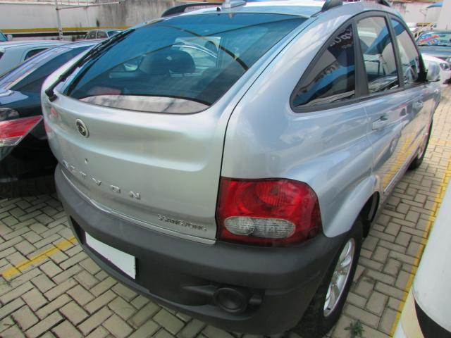 ACTYON 2010/2010 2.3 GL 4X2 16V 150CV GASOLINA 4P AUTOMÁTICO - Foto 5