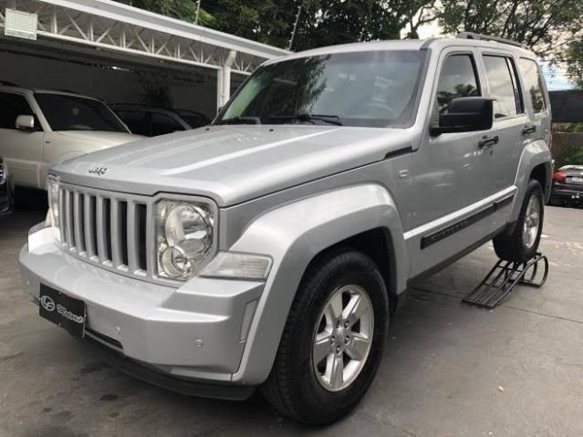Jeep cherokee gás/ gasolina