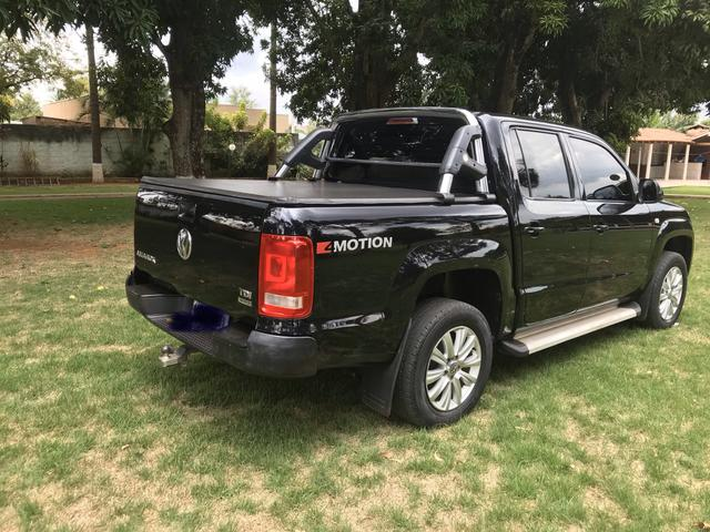AMAROK 2011 SE CD TDI 4x4 com Multimídia! Impecavel!!