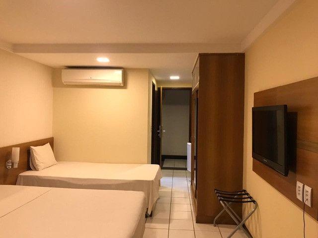 Apartamento tipo Flat Mobilhado em Ponta Negra