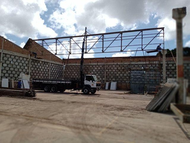 Locação de caminhão munck em natal - Foto 4