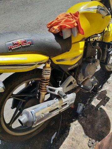 Suzuki gsr150i