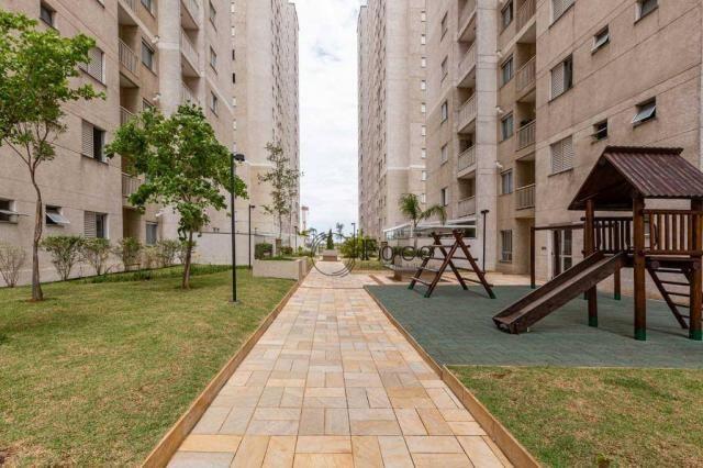 Apartamento com 3 dormitórios à venda, 62 m² por R$ 303.126 - Macedo - Guarulhos/SP - Foto 2